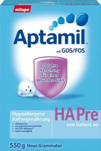 Aptamil HA Pre Nahrung ha pre nahrung HA Pre Nahrung – Das sollten Sie wissen Aptamil HA Pre 201x300