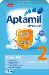 Aptamil Pronutra 2 Folgemilch 2 folgemilch 2 Folgemilch – Test – Die Top 5 Aptamil Pronutra 2 Folgemilch 197x300