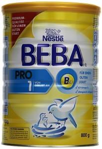 BEBA PRO 1 1 anfangsmilch 1 Anfangsmilch – Das sollten Sie wissen – Top 5 BEBA PRO 1 205x300
