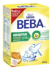 Beba Sensitive Kindermilch beba sensitive Beba Sensitive – Das sollten Sie wissen Beba Sensitive Kindermilch 222x300
