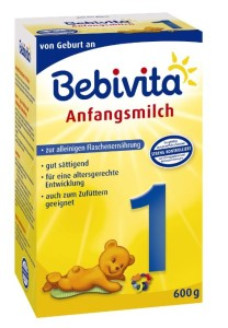 Bebivita 1 1 anfangsmilch 1 Anfangsmilch – Das sollten Sie wissen – Top 5 Bebivita 1 208x300
