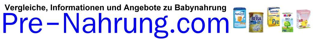 www.pre-nahrung.com – Vergleiche, Informationen, Angebote